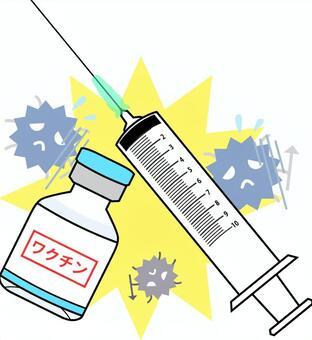 新型コロナウイルス感染症ワクチンについて